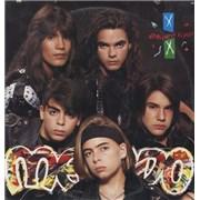 Menudo No Me Corten El Pelo Mexico vinyl LP