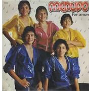 Menudo Por Amor - Sealed Mexico vinyl LP