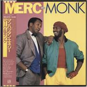 Click here for more info about 'Merc And Monk - Merc And Monk + Obi'