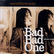 Click here for more info about 'Meredith Brooks - Bad Bad One'
