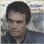 Merle Haggard Branded Man UK vinyl LP