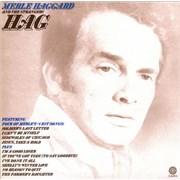 Merle Haggard Hag USA vinyl LP