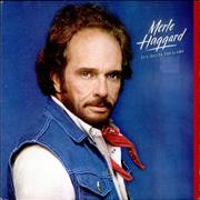 Merle Haggard It's All In The Game USA vinyl LP