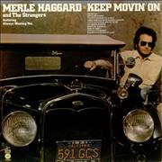 Click here for more info about 'Merle Haggard - Keep Movin' On'