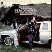 Merle Haggard The Roots Of My Raising USA vinyl LP