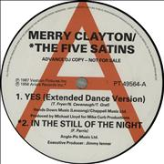 Click here for more info about 'Merry Clayton - Yes'