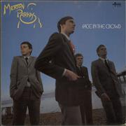 Merton Parkas Face In The Crowd UK vinyl LP