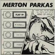 """Merton Parkas Flat 19 UK 7"""" vinyl"""