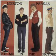 "Merton Parkas Put Me In The Picture UK 7"" vinyl"