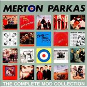 Merton Parkas The Complete Mod Collection Japan CD album