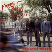 "Merton Parkas You Need Wheels UK 7"" vinyl"
