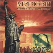 Click here for more info about 'Meshuggah - Contradictions Collapse & None - Yellow Vinyl'