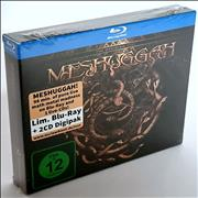 Click here for more info about 'Meshuggah - The Ophidian Trek - Sealed Deluxe Edition'