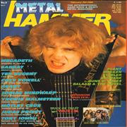 Click here for more info about 'Metal Hammer Magazine - Metal Hammer Vol.3 No.3'