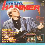 Click here for more info about 'Metal Hammer Magazine - Metal Hammer Vol.3 No.8'