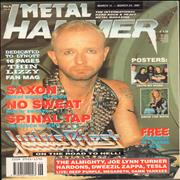 Click here for more info about 'Metal Hammer Magazine - Metal Hammer Vol.6 No.6'