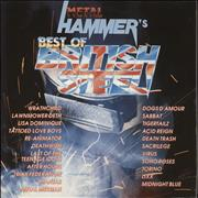 Click here for more info about 'Metal Hammer Magazine - Metal Hammer's Best Of British Steel'