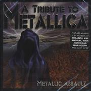 Metallica A Tribute To Metallica Europe CD album