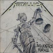 Click here for more info about 'Metallica - ...And Justice For All + Inners - EX'
