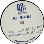 Click here for more info about 'Metallica - ...And Justice For All - Test Pressing'