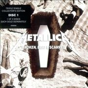Click here for more info about 'Metallica - Broken, Beat & Scarred - CD1 + Digi - Sealed'