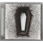 Metallica Death Magnetic - Die-cut Booklet UK CD album