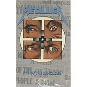 Metallica Eye Of The Beholder USA cassette single