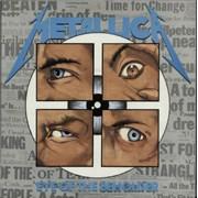 """Metallica Eye Of The Beholder UK 12"""" vinyl Promo"""