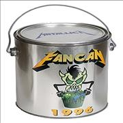 Click here for more info about 'Metallica - Fan Can #1'