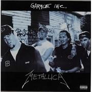 Metallica Garage Inc. - 140gram UK 3-LP vinyl set