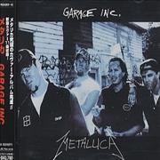 Click here for more info about 'Metallica - Garage Inc'