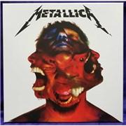 Metallica Hardwired... To Self-Destruct - Deluxe UK vinyl box set