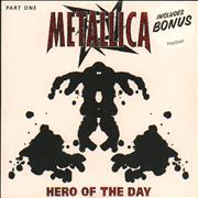 Click here for more info about 'Metallica - Hero Of The Day'