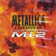 Click here for more info about 'Metallica - I Disappear'