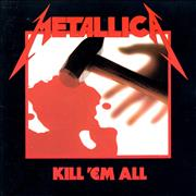 Click here for more info about 'Metallica - Kill 'Em All - 1st'