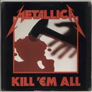 Click here for more info about 'Metallica - Kill 'Em All - Columbia Record Club - Sealed'