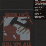 Click here for more info about 'Kill 'Em All - Deluxe Box Set'