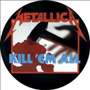 Click here for more info about 'Kill 'Em All - No Barcode'