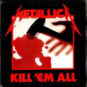 Click here for more info about 'Metallica - Kill 'Em All - Sealed'