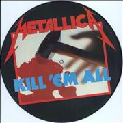 Click here for more info about 'Metallica - Kill 'Em All - Barcode'