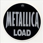 Click here for more info about 'Metallica - Load - stickers'