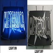 Click here for more info about 'Metallica - Load Neon Sign - US'