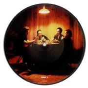 "Metallica Mama Said UK 7"" picture disc"