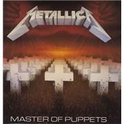 Metallica Master Of Puppets + Poster UK 2-LP vinyl set