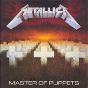 Click here for more info about 'Metallica - Master Of Puppets - 180 Gram'