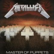 Click here for more info about 'Metallica - Master Of Puppets - Half Speed Master'