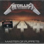Click here for more info about 'Metallica - Master Of Puppets - Half Speed Master - Sealed'