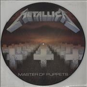 Click here for more info about 'Metallica - Master Of Puppets - No Barcode'