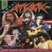 Click here for more info about 'Metallica - Metal Attack'