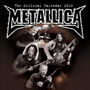 Click here for more info about 'Metallica - Official Calendar 2010'